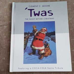 "Collectible ""Twas the Night Before Christmas"" Book"
